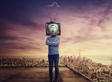 Mind manipulation through mass entertainment