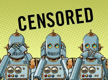 Social media giants  seen pushing China-like censorship