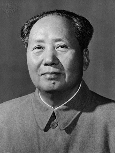 Chairman Mao? Who knew?
