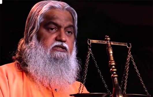Christian prophet from India warned America in October: 'You do not know what hell will come'